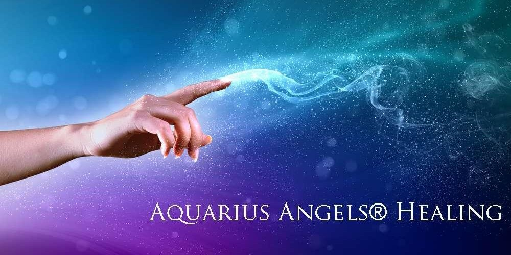 Aquarius Angels Healing